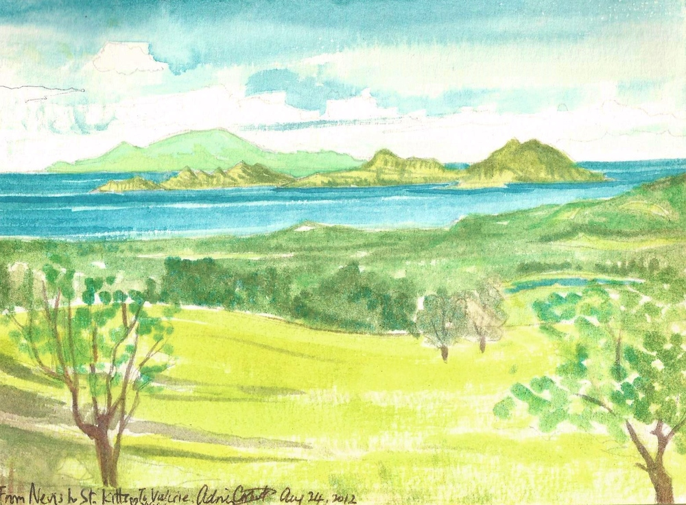 Poem book From Nevis to St. Kitts 1 watercolor.jpg