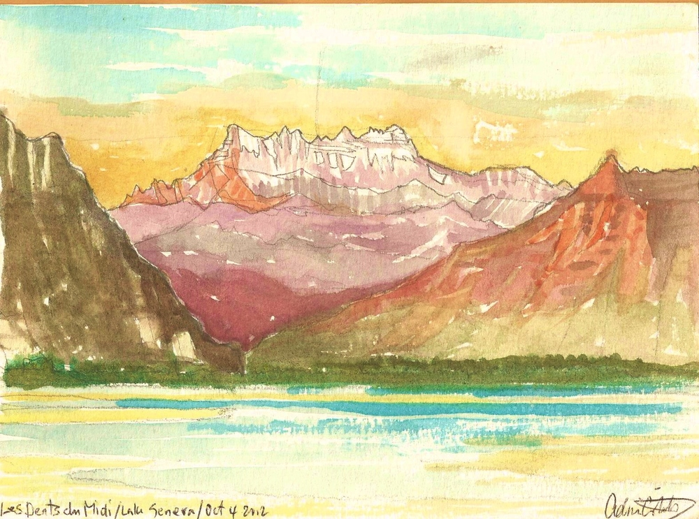 Poem Book Les Dents du Midi Watercolor.jpg