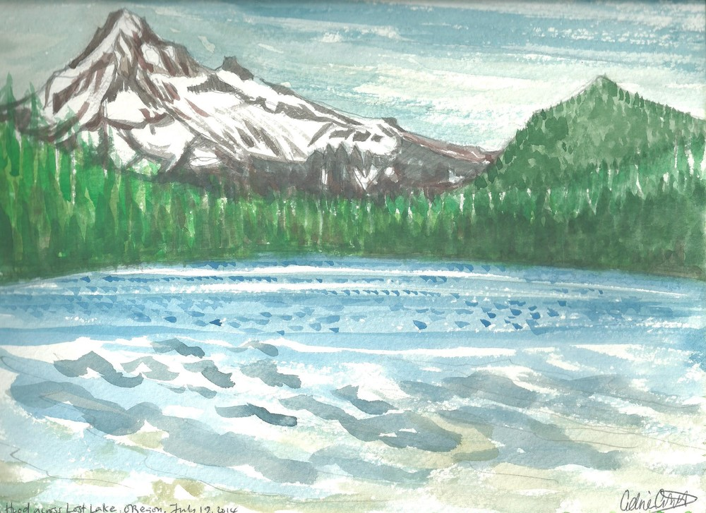 Poem book WC - Mt. Hood from Lost Lake.jpg
