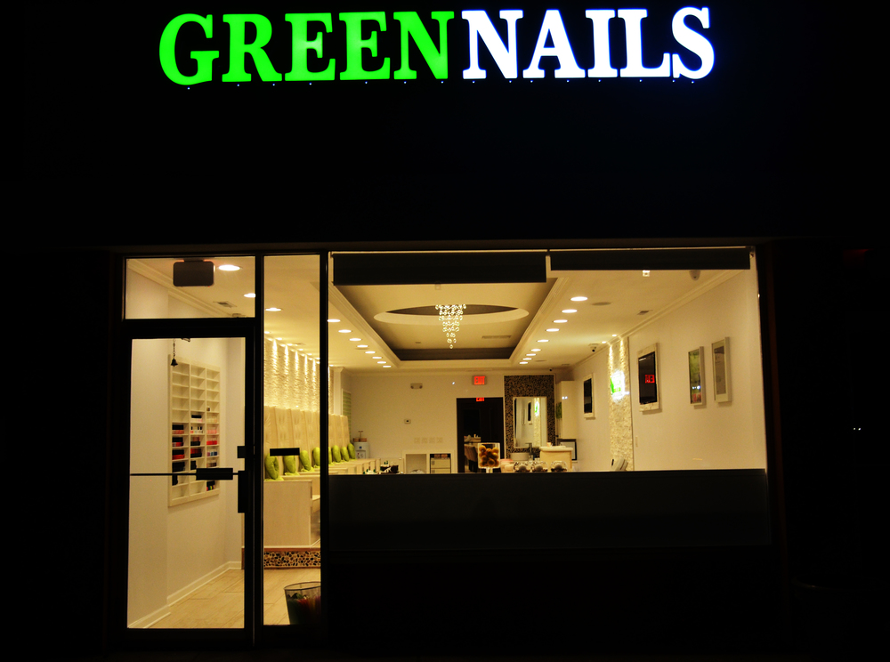 About Us — Green Nails & Spa