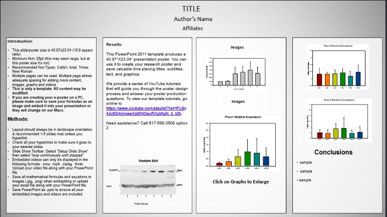 1 Slide with hyperlinked images -