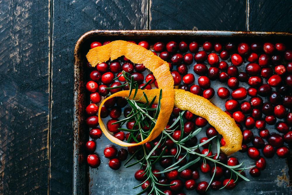 Cranberry & Candied Orange
