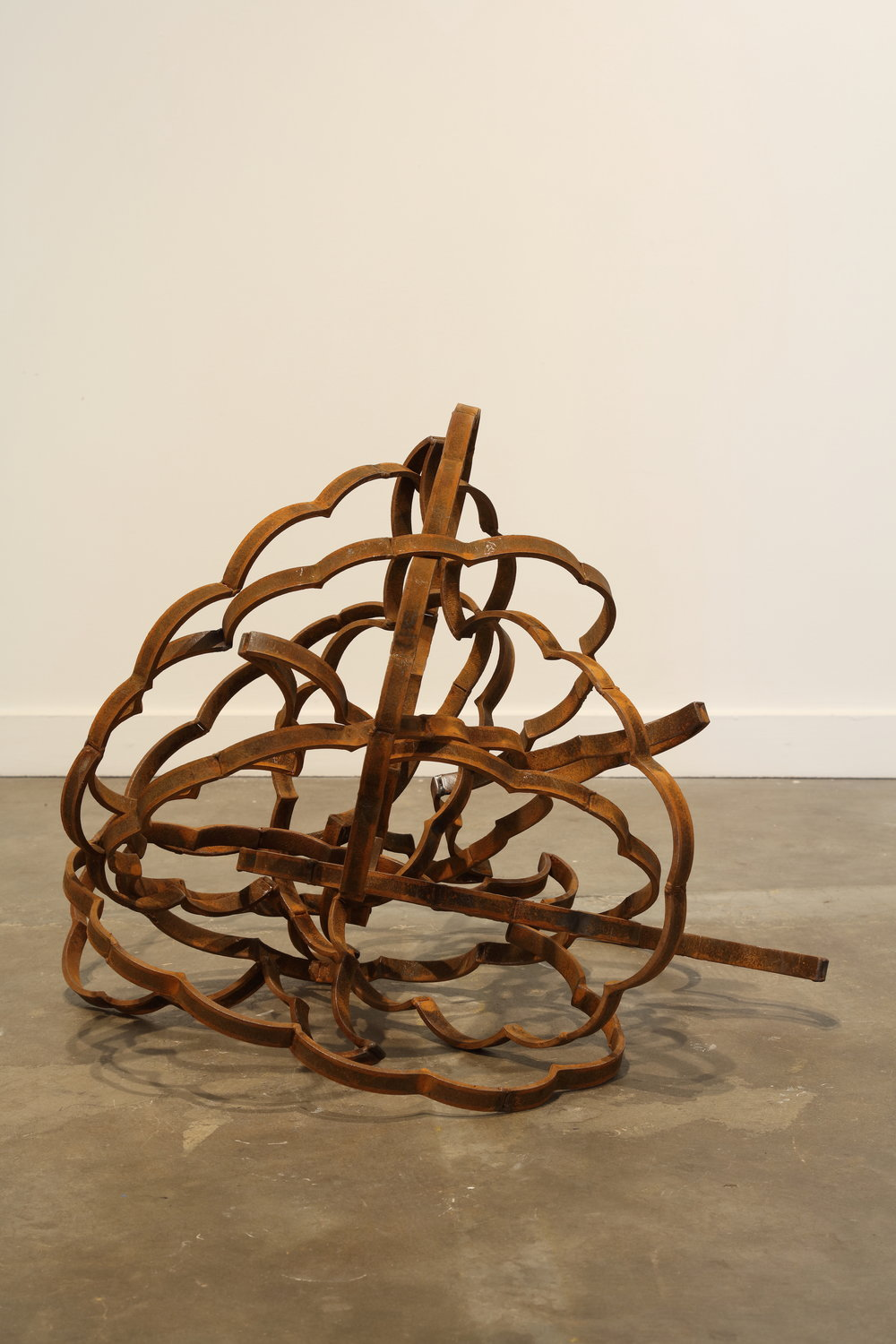 Tumbleweed,  2014 Steel 33H x 33W x 33D inches