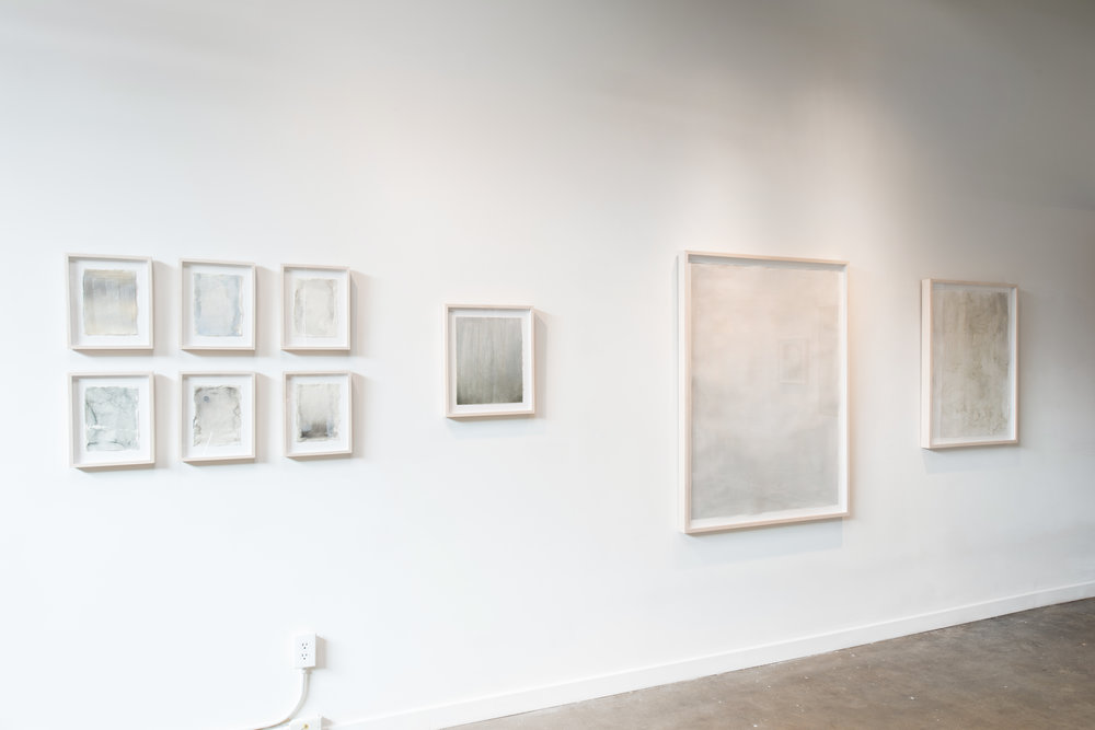 REFLEX, Installation View