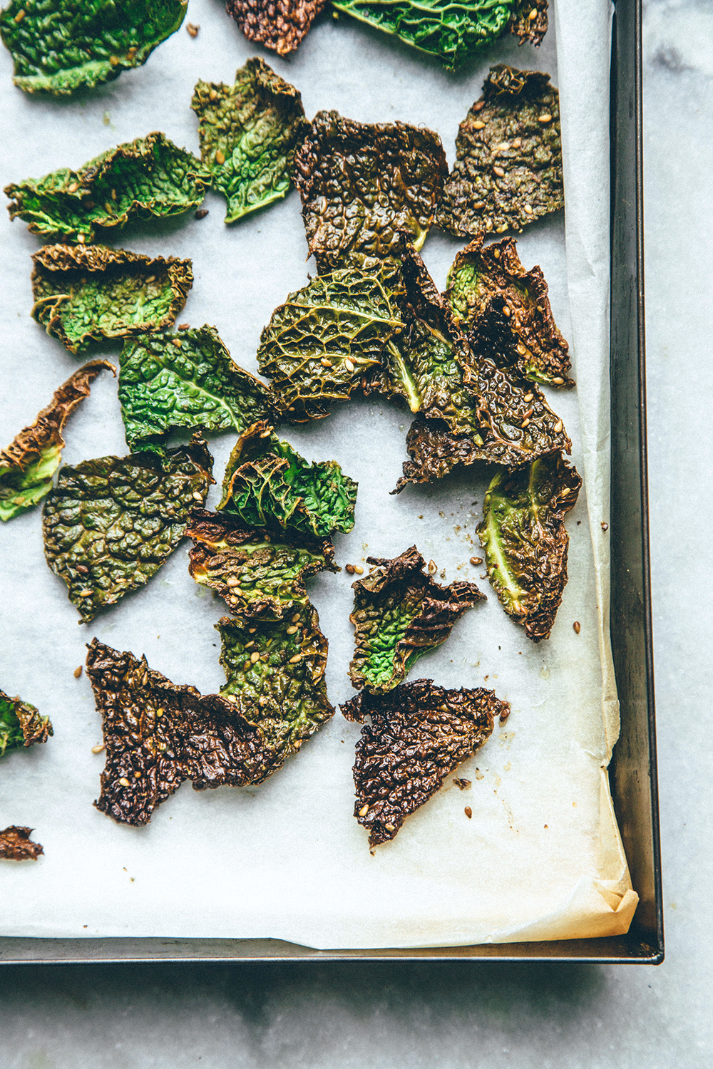 Zaatar is one of my favorite spices and it goes so good with lots of foods. This is a perfect match.