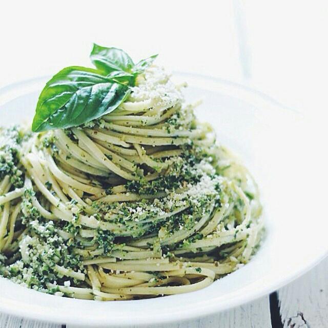 Emelie's Forever Green Pesto