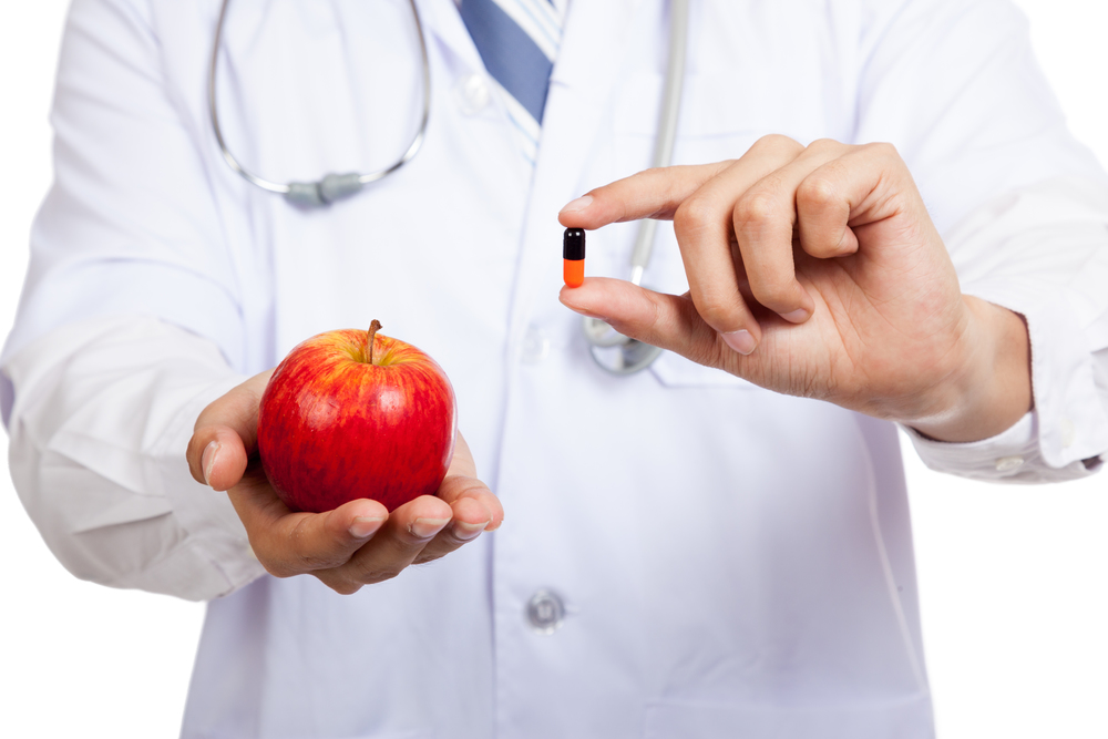 effective risk prevention includes both diet and medication