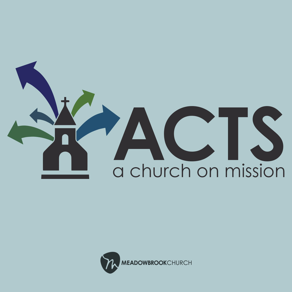 Jan 14-May 13, 2018   God's desire is for all the nations to know His Name. In this next section of our study in Acts, we will explore the movement of the gospel from a growing group of Jesus followers who are camped out in Jerusalem to other parts of the world. This section of the story reinforces our call to be witnesses of Christ and the gospel wherever we go.