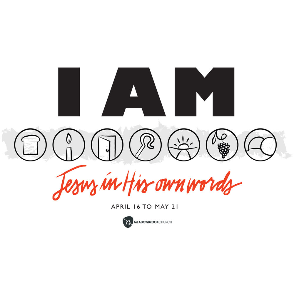 "Apr 16 - May 21, 2017   The best way to get to know somebody is to hear it in their own words. Join us as we explore Jesus' ""I AM,"" statements and discover who Jesus is in His own words."