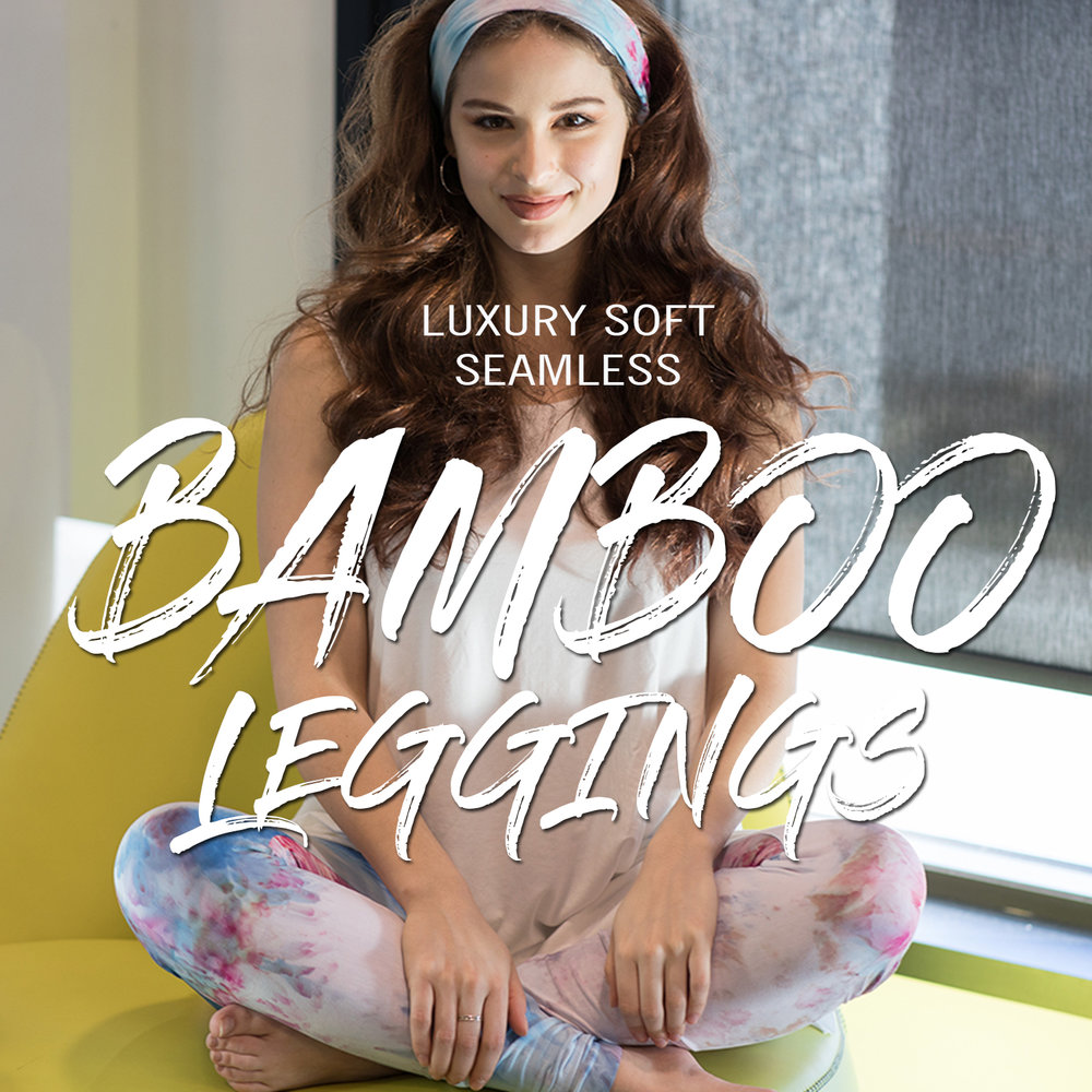 The comfort of our high waisted, bamboo leggings will blow your mind! They are lightweight, buttery-soft and deliciously cozy for any occasion. Our bamboo leggings are worn year round for yoga, athletics, travel, errand running, work, maternity, pajamas & more! Sculpting and smoothing, these bamboo leggings will absolutely become your go-to favorites!