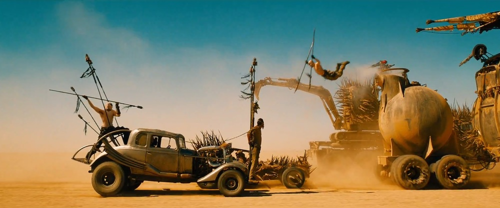 Mad Max: Fury Road reference image
