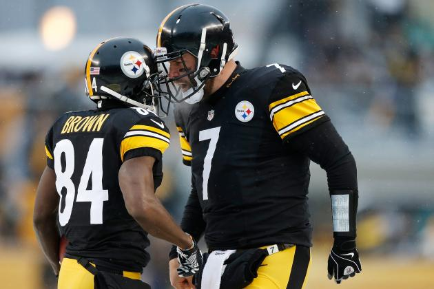 Ben and Antonio Brown