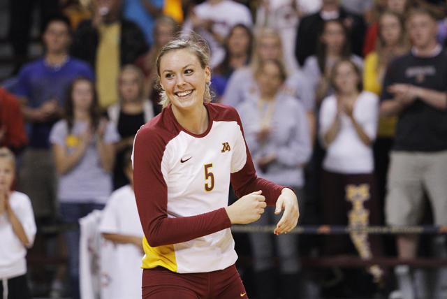 Lauren starred at the university of Minnesota