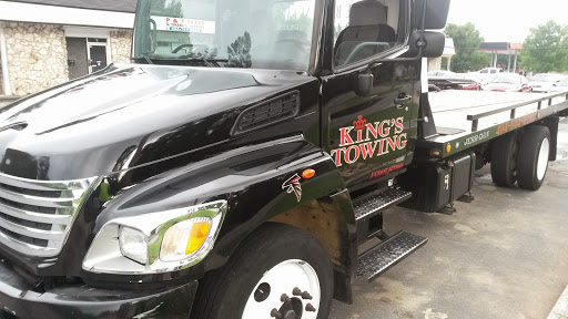 King's Towing Truck