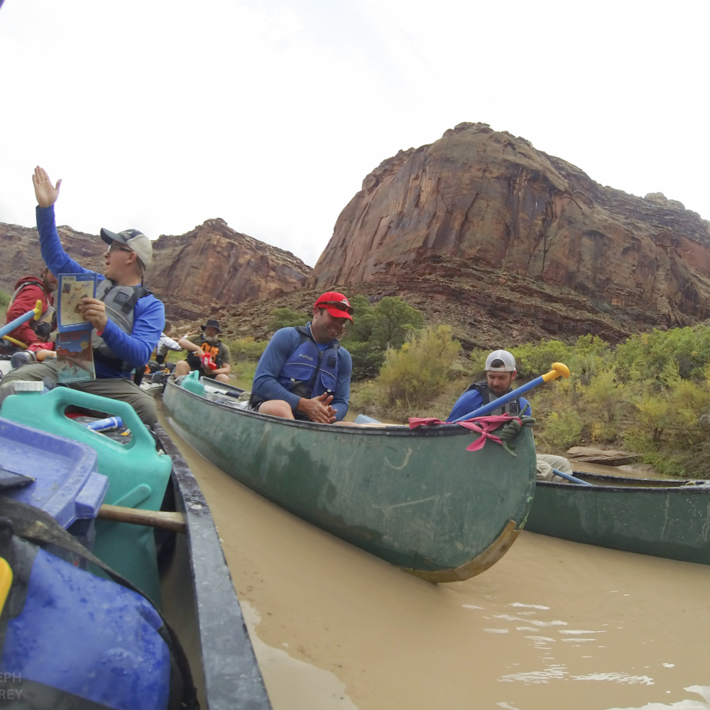 LEADING X: GREEN RIVER, 2015