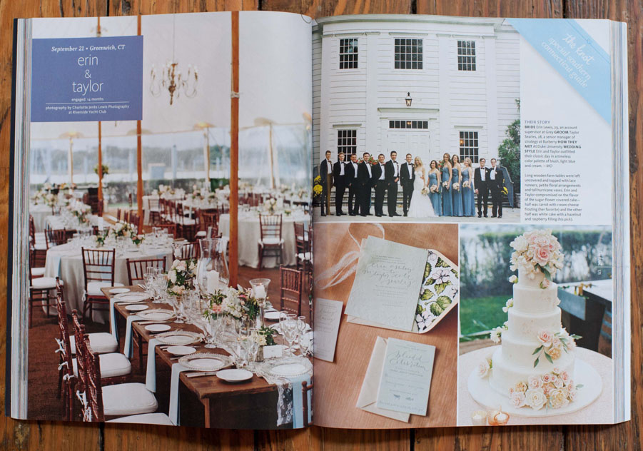 The Knot NY Greenwich CT Wedding Planner