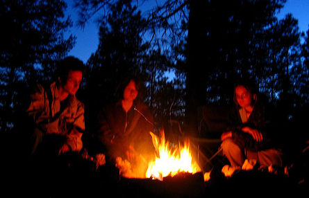 camp fire story The fisher stars constellations have fascinating histories, and different cultures have their own takes on the figures that can be seen in the stars one of the more famous constellations is commonly known as the.