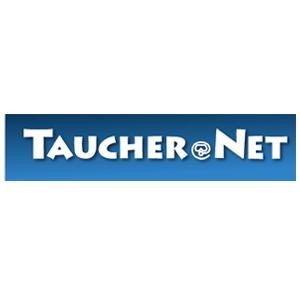 Taucher Logo