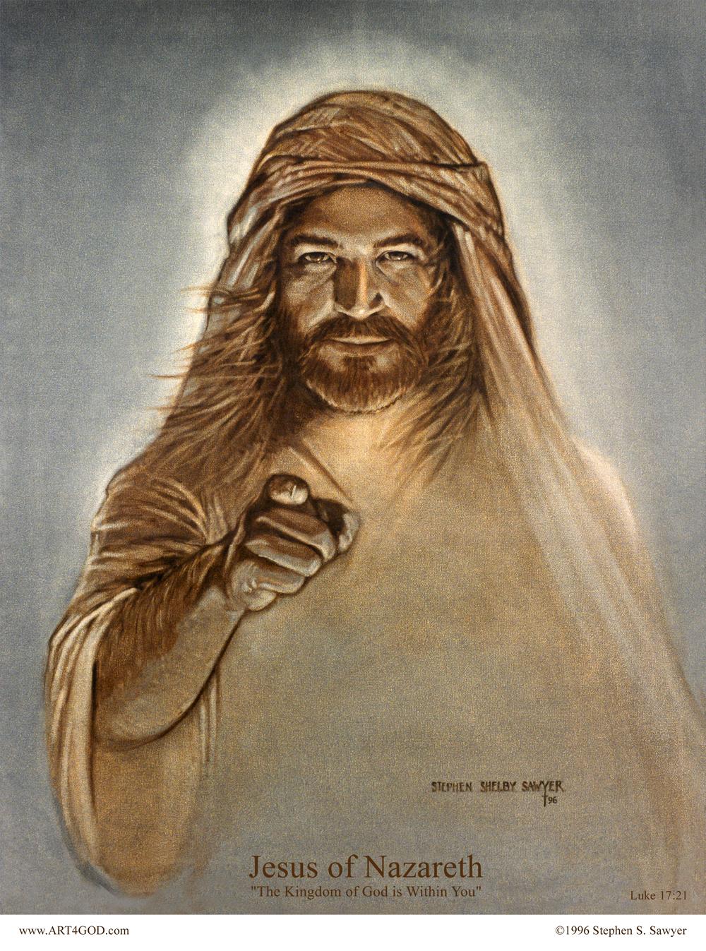 jesus of nazareth u2014 art 4 god