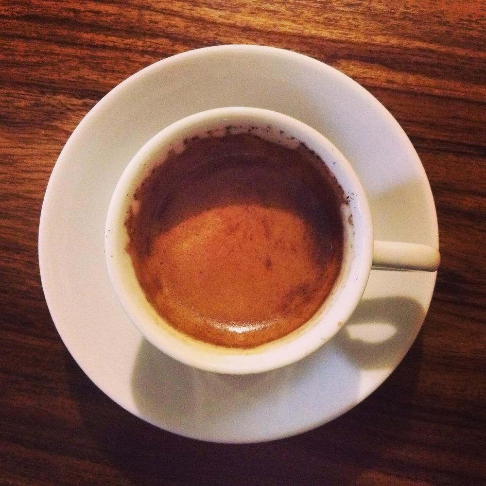 real espresso