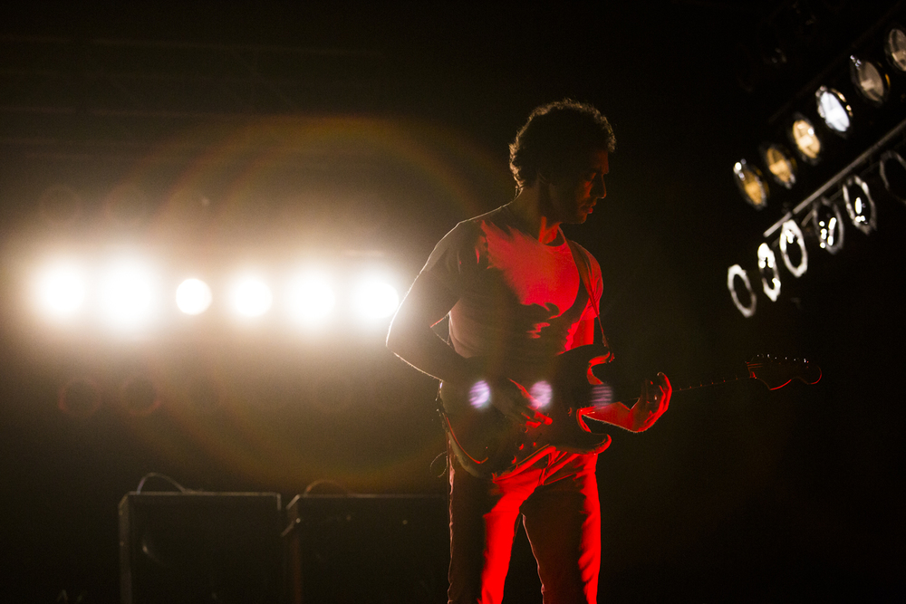 Albert Hammond Jr., The Strokes