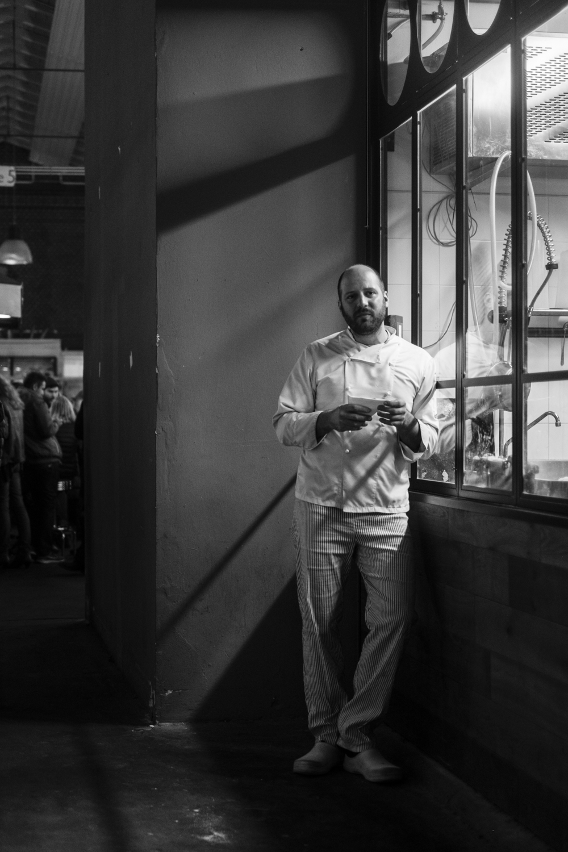 Chef in Berlin