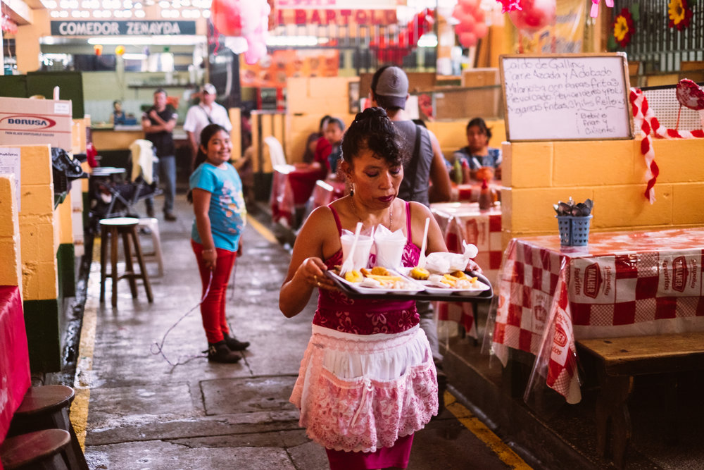 Antigua, Guatemala with the Travel Channel's Andrew Zimmern