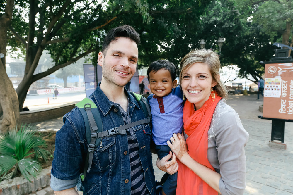 Documenting an Adoption in India