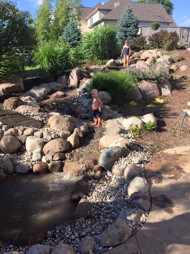 Ecosystem Ponds and Pondless Water Features