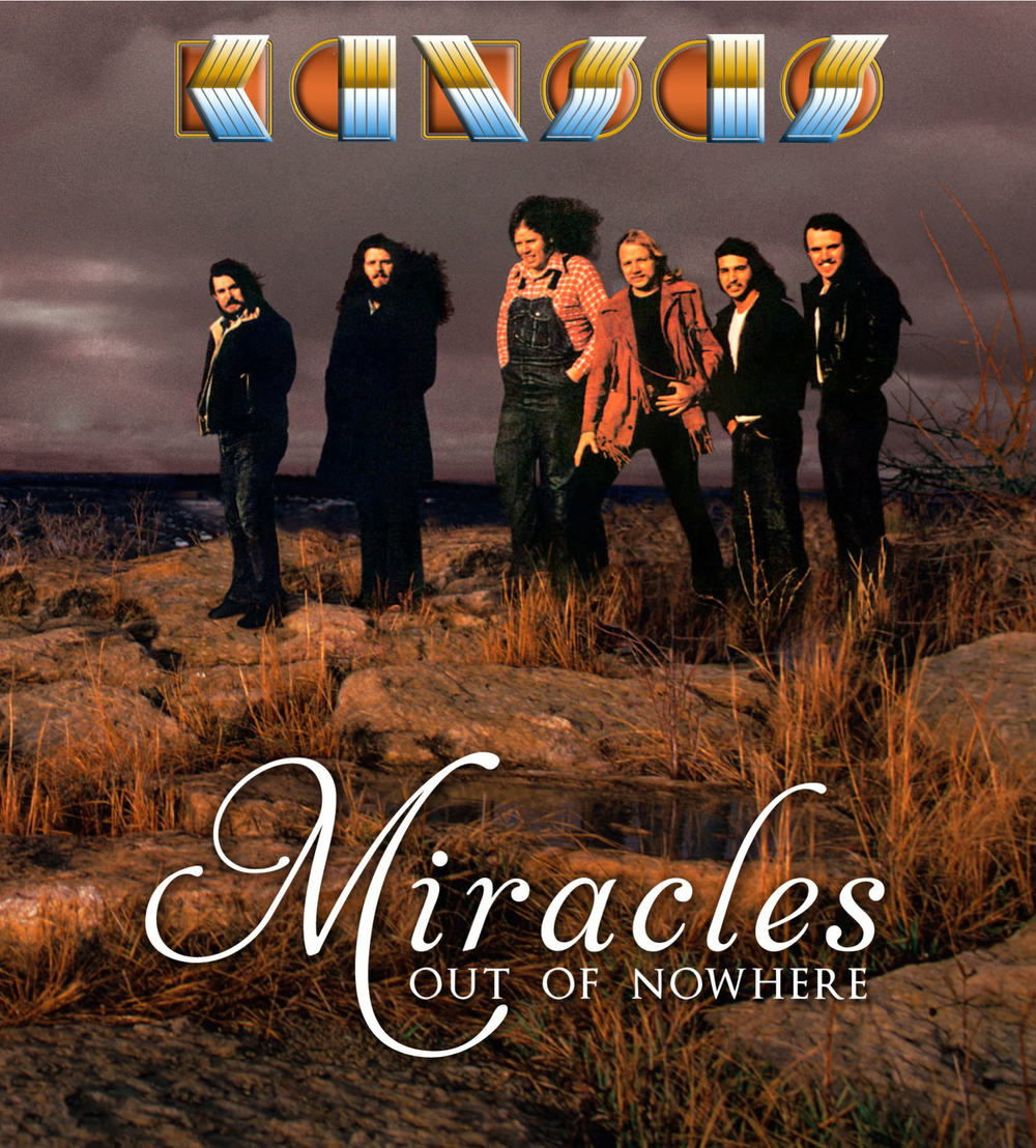 Kansas - Miracles Out Of Nowhere 2015