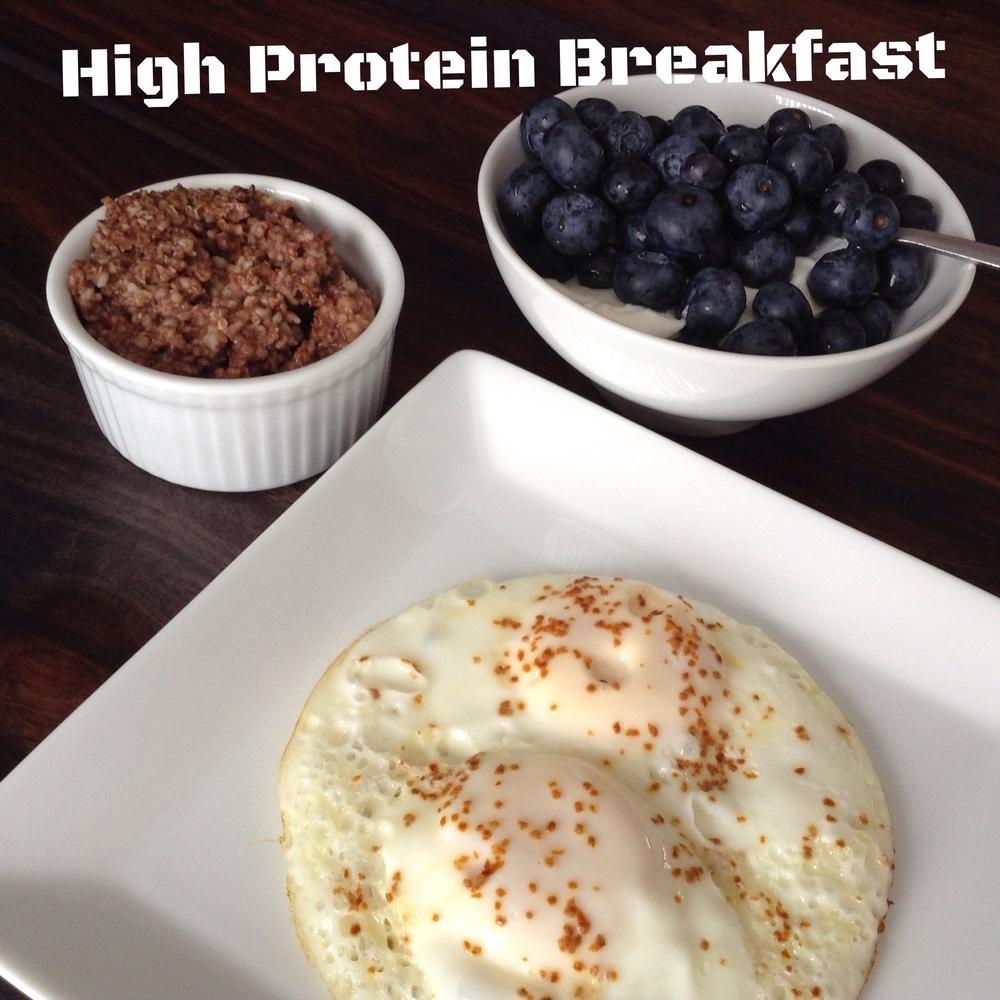 10 Smart Points Breakfast