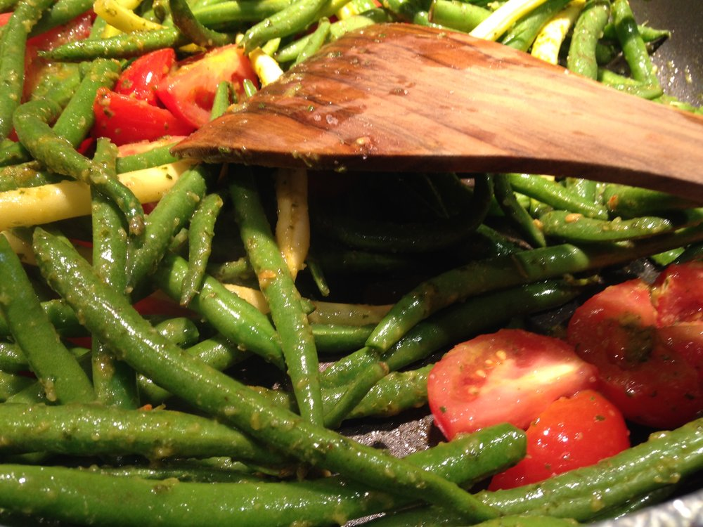 Green Beans Side Dish
