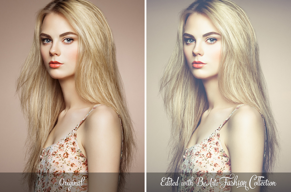 Fashion Photography Photoshop actions