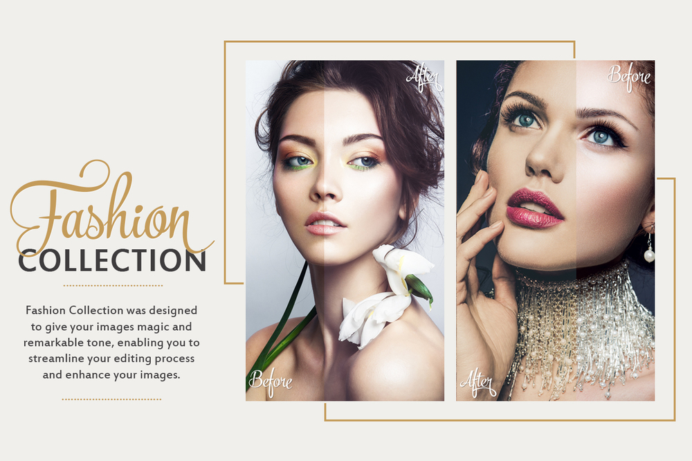 Best Photoshop Actions for Fashion Bloggers