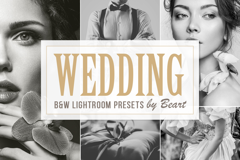Black-and-white-wedding-by-BeArt-Presets-Creative Market (cover).jpg