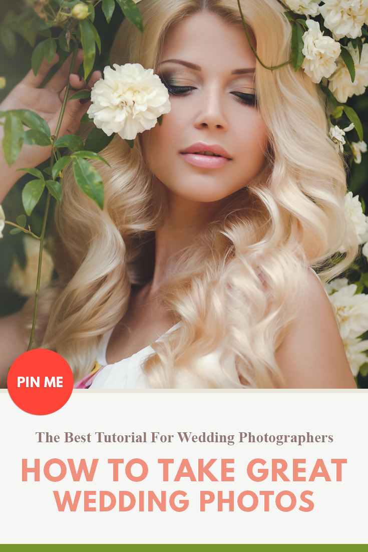 The best tutorial on how to take great wedding photos