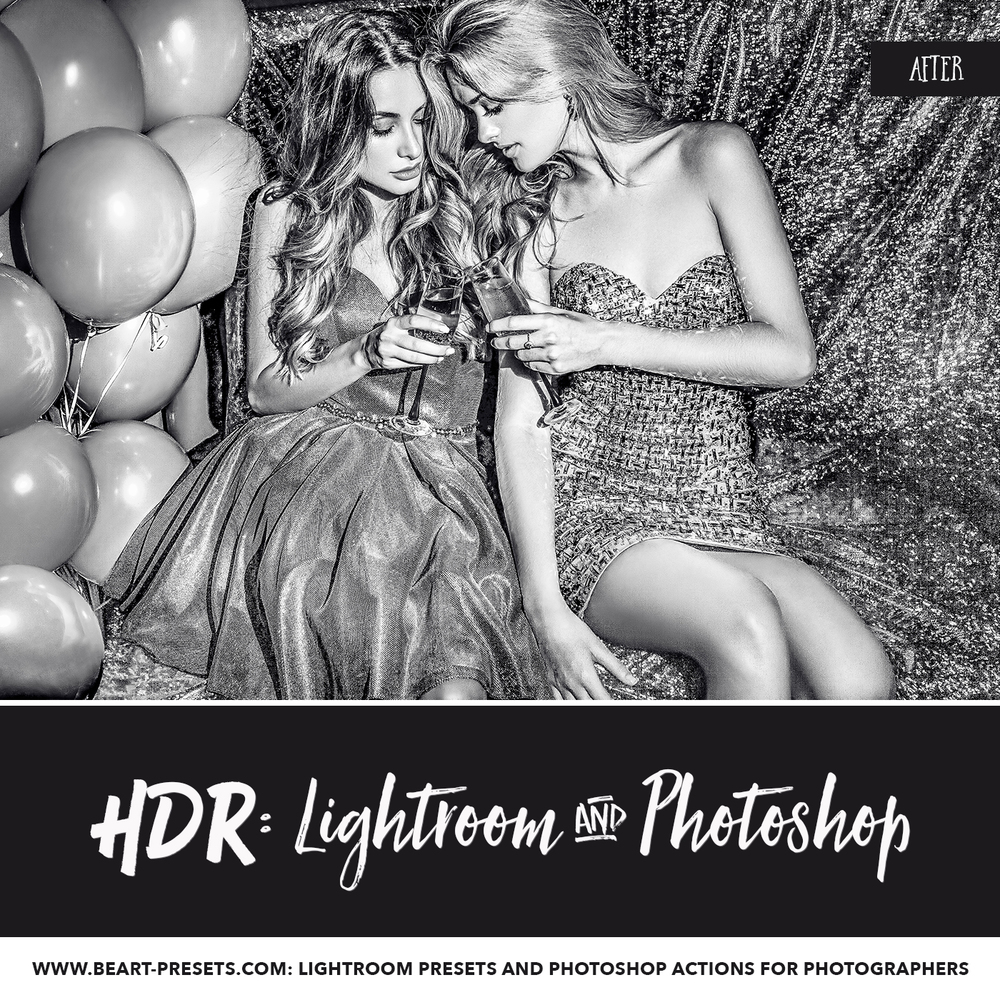 hdr style lightroom presets
