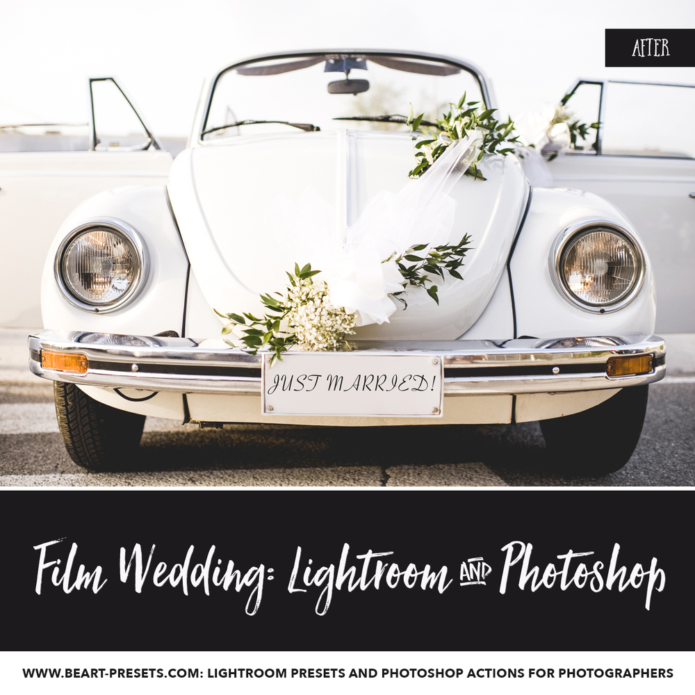 Authentic Film Presets for Lightroom and Photoshop