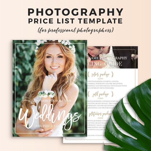 How To Create Great Photography Packages