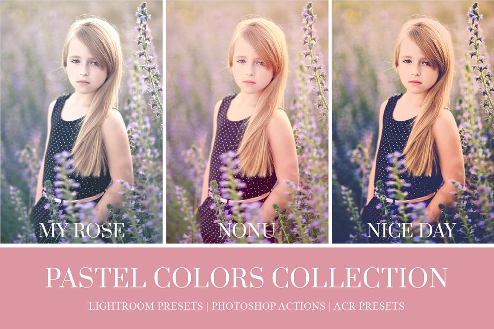 Soft Pastel Effect in Lightroom