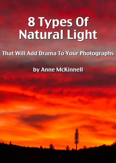 8 Types Of Natural Light | Photography book