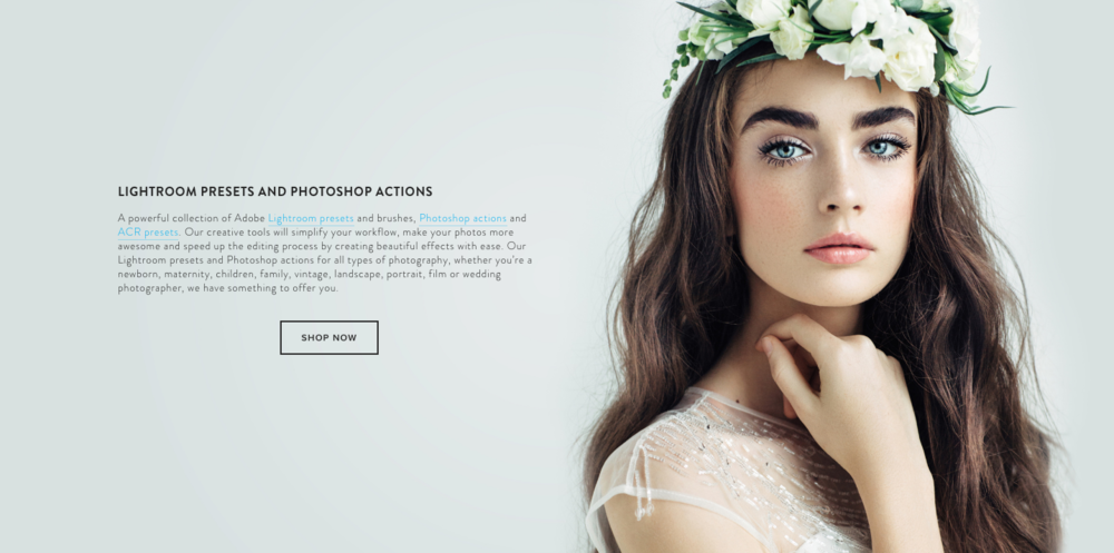 premium lightroom presets and photoshop actions by beart presets