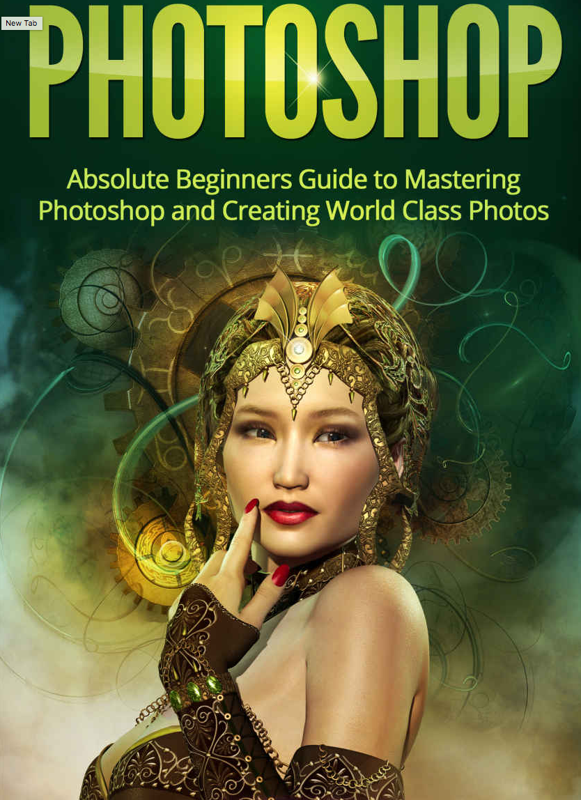 GUIDE TO MASTERING PHOTOSHOP