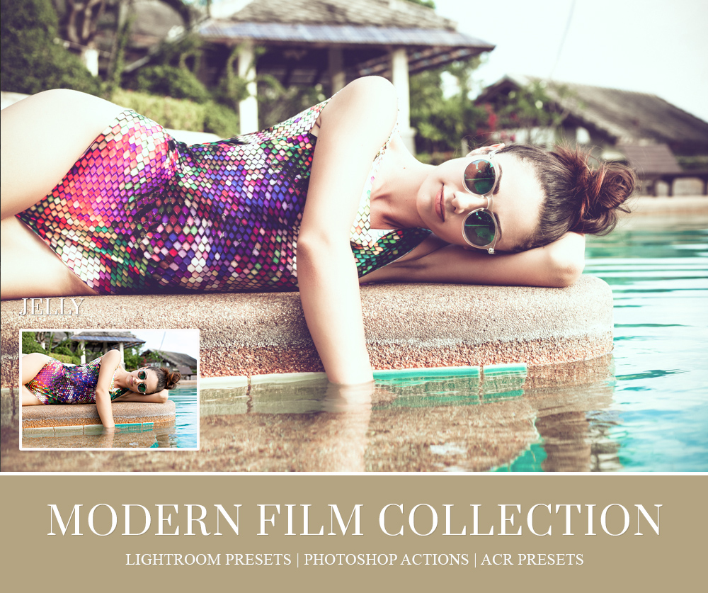modern film photoshop actions