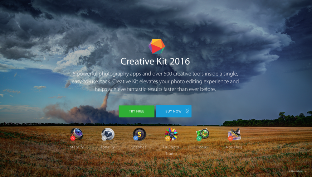 Macphun Creative Kit – Advanced Photo Editing Tools at a Best Price