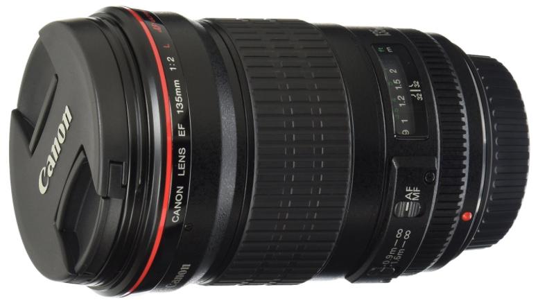 Canon EF 135mm f-2L USM Lens for Canon SLR Cameras.png
