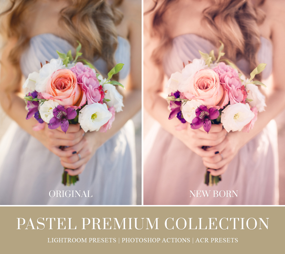Pastel Effect for Lightroom