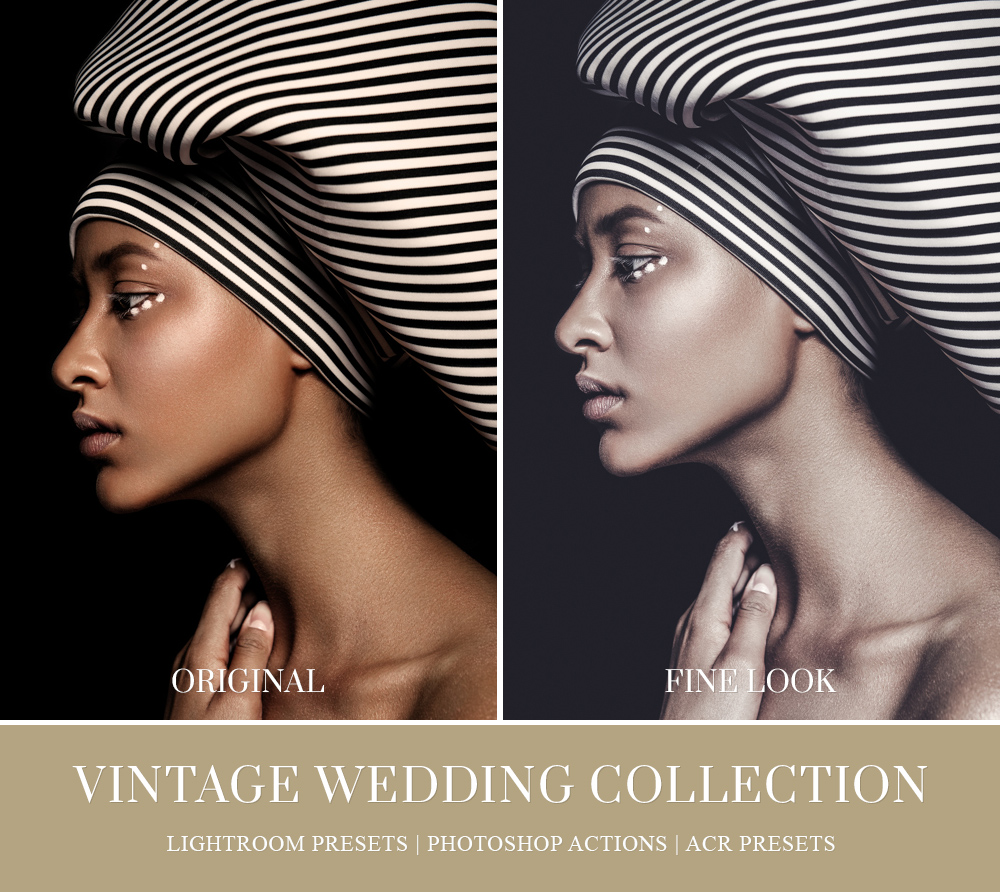 Create a Vintage Look using Lightroom