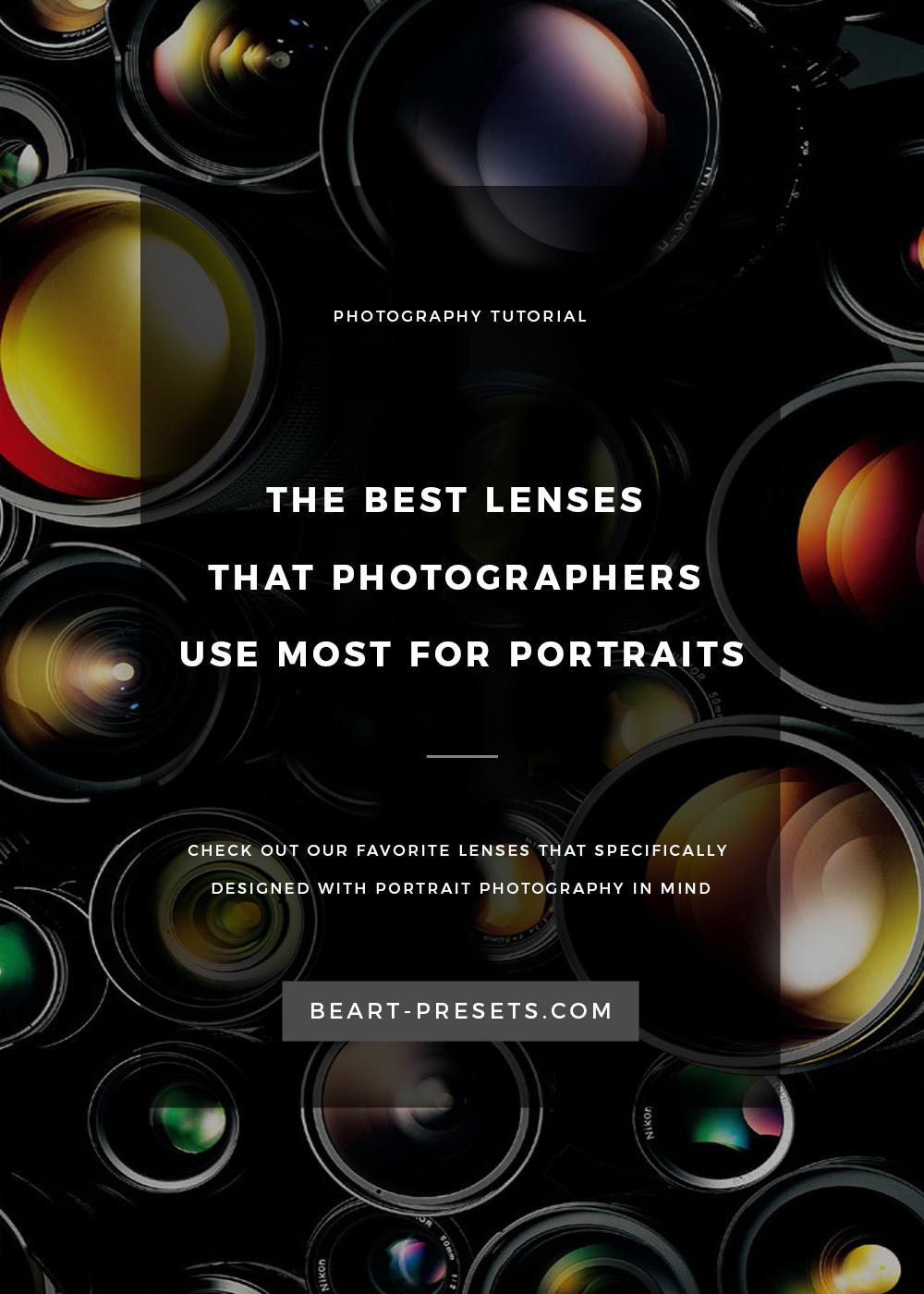 portrait lenses