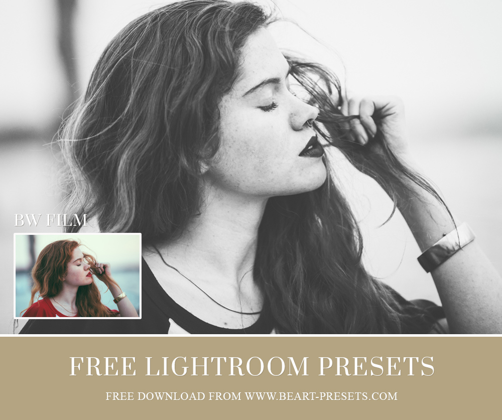 free film presets for lightroom